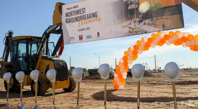 West-MEC Northwest Campus Ground Breaking
