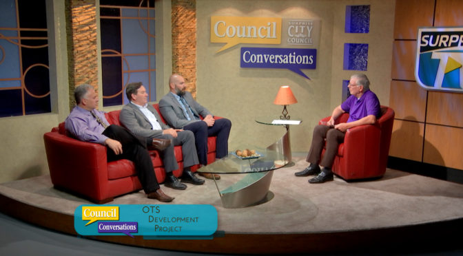 Council Conversations: OTS Development Project