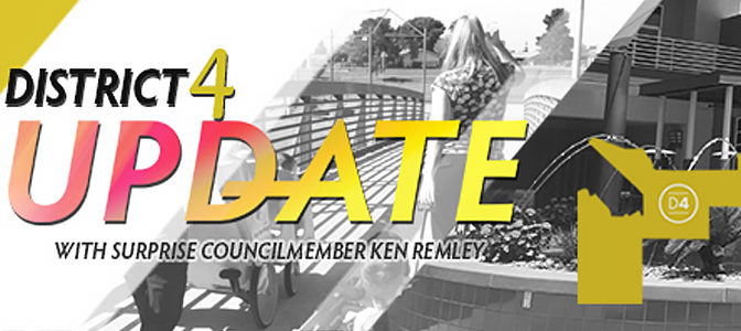 Councilmember Ken Remley April Newsletter