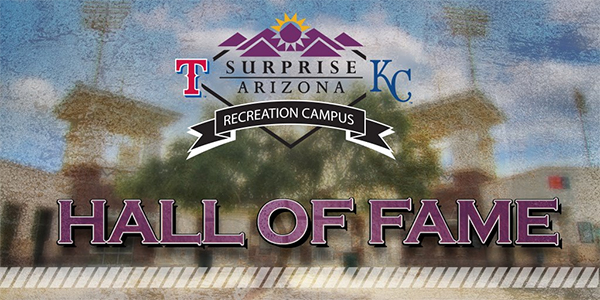 Surprise Recreation Campus Hall of Fame thumbnail.