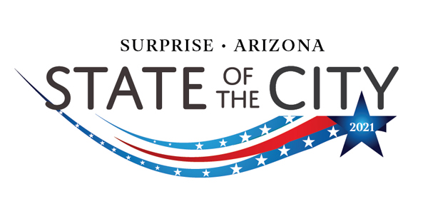 Surprise Arizona State of the City thumbnail.